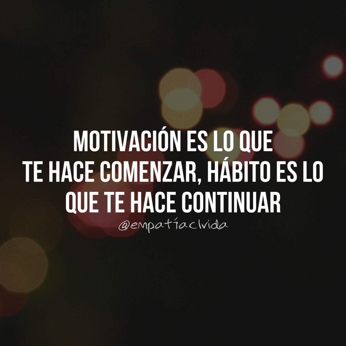 Auto-motivación