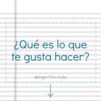 ¡Pregunta!